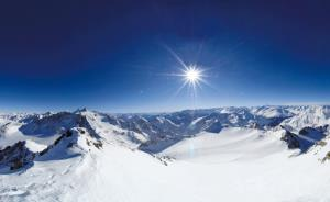 Ski-Reise Stubaier Gletscher