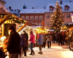 Bamberg zur Weihnachtszeit