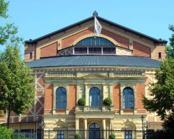 Bayreuth – mit Landesgartenschau 2016