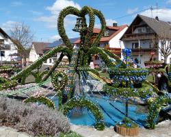 17.04.2017 Osterbrunnenfahrt in die Fränkische Schweiz