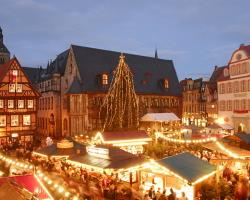 Quedlinburg- Advent in den Höfen
