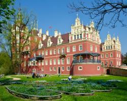 Bad Muskau - Polenmarkt oder Fürst-Pückler-Park