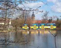 Unterwegs mit der Thüringerwaldbahn